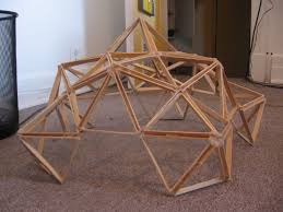 a geodesic sphere model 7 steps with pictures