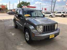 2012 jeep liberty type 2012 jeep liberty 4x4 sport 4dr suv in fort worth tx