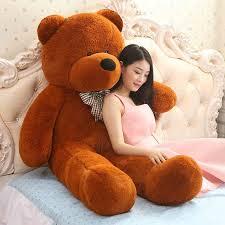 big teddy for s day 160cm big teddy plush toys kids big stuffed soft