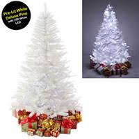 6ft 1 8m pine pre lit tree with 400 warm