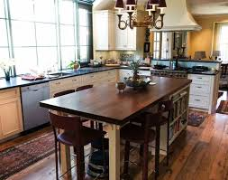 kitchen table and island combinations kitchen awesome kitchen island table combination beautiful