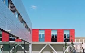 bureau de change libourne une façade fonctionnelle et esthétique en acier d arcelormittal pour