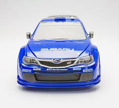 subaru impreza hatchback custom amazon com subaru impreza wrc 2008 drift custom rc model 1 16