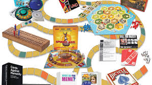 Meme Board Game - let the winter games begin shakes off seasonal boredom with board