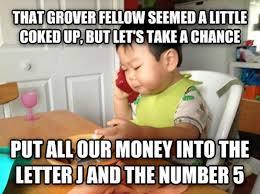 J Meme - business baby is the new meme boss