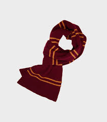 Gryffindor Scarf The Harry Potter Shop At Platform 9 3 4
