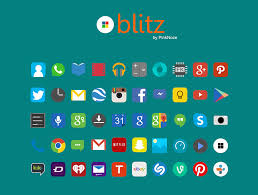 android icon pack blitz free icon pack 2 3 0 apk android