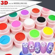 aliexpress com buy canni 3d 4d sculpture carving gel nail art