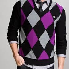 apt 9 clothing apt 9 argyle merino v neck sweater gift ideas
