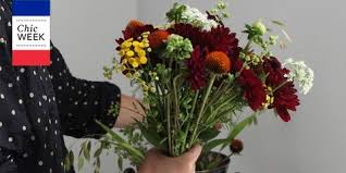 Traditional Flower Arrangement - french flowers from le fleuriste french flower arrangements