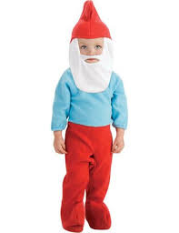Newborn Baby Costumes Halloween Buy Halloween Costumes Papa Smurf Newborn Baby Costume