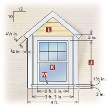 How To Build Dormers In Roof Designing Gable Dormers Fine Homebuilding