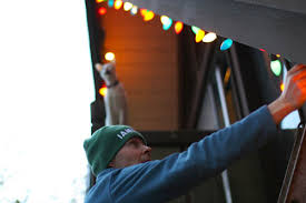 why do we put up lights at christmas mancat monday putting up the christmas lights mousebreath