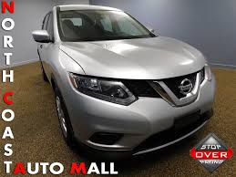 nissan rogue used 2016 2016 used nissan rogue awd 4dr s at north coast auto mall parent