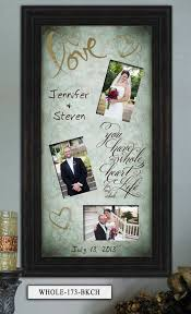 Personalized Wedding Photo Frame 391 Best Personalized Wedding Frames Images On Pinterest Wedding