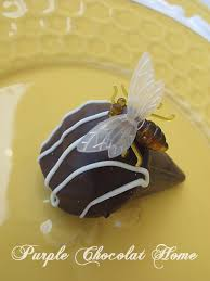 bumble bee home decor bumble bee tablescape purple chocolat home