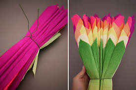 crepe paper flowers crepe paper flowers