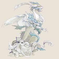 white kyurem white kyurem image 1708188 zerochan anime image board
