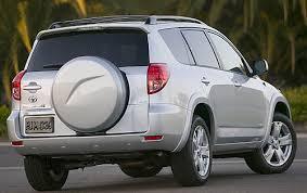toyota rav4 spare tire car shopping toyota rav4 4wd rummaging about