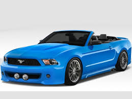 2012 ford mustang kits 2010 2012 ford mustang eleanor kit 108214