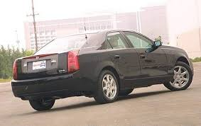 2004 cadillac cts gas mileage used 2003 cadillac cts for sale pricing features edmunds