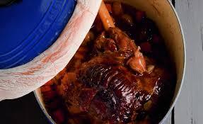 comment cuisiner un gigot d agneau gigot d agneau de 7 heures à la cuillère par alain ducasse