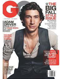 how to manage wavy hair like september cover star adam driver gq