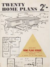 Kit Home Design South Nowra Post War Sydney Home Plans 1945 To 1959 Sydney Living Museums