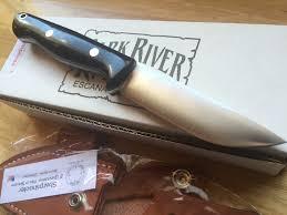 Bark River Kitchen Knives by Bark River Gunny Rampless 3v Sold Bladeforums Com