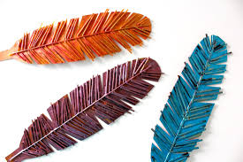 spaghetti feathers u2013 made everyday