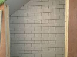subway tile grout color floor decoration ideas