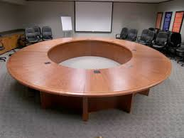Oval Conference Table Round And Oval Conference Room Tableshardrox