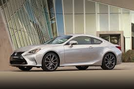 lexus yellow 2018 lexus rc gets performance bump standard navigation carsdirect