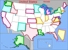 us map printable united states maps outline and capitals colorful usa