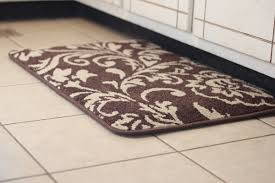 Damask Kitchen Rug Kitchen Rugs And Mats Country Style Kitchens Ideas With Gelpro