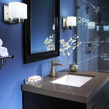 Red White And Blue Bathroom Decor - brown bathroom with red accents brightpulse us