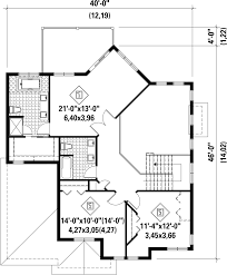 traditional style house plan 3 beds 2 00 baths 2167 sq ft plan