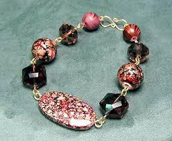 make bracelet from beads images Video tutorial simple loops bracelet beaded jewelry diva jpg