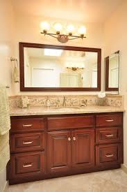 cherry bathroom mirror 97 best cherry wood vanities images on pinterest bath intended for