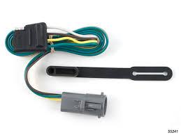 ford f250 trailer wiring ford ranger 1998 1999 wiring kit harness curt mfg 55241