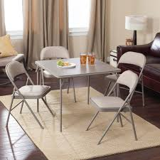 furniture home folding table and chairs set 18 design modern