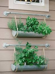 Patio Herb Garden Ideas 12 Awesome Ideas For Wall Herb Garden Colorgardening