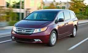 2010 Honda Odyssey Cross Bars by Honda Odyssey Review 2011 Honda Odyssey First Drive U2013 Car And Driver