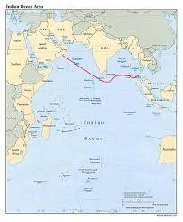 world map oceans seas bays lakes maldive islands cruiising and sailing indian