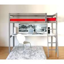 lit mezzanine avec bureau intégré lit hauteur avec bureau lit mezzanine avec bureau et armoire