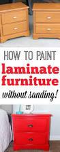 Furniture Paint Best 10 Painting Laminate Dresser Ideas On Pinterest Laminate