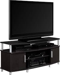 amazon com ameriwood home carson tv stand for tvs up to 50