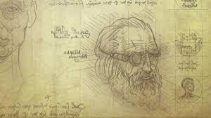 leonardo da vinci had sketches that look similar to google glass