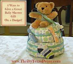 dollar store baby shower 4 ways to give a great inexpensive baby shower gift on a budget