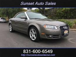 audi a4 convertible s line for sale used 2008 audi a4 convertible pricing for sale edmunds